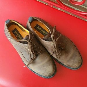 Timberland Oxfords